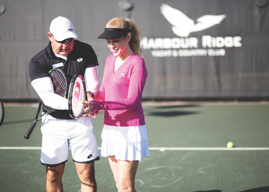 What does Brazilian Tennis and Harbour Ridge Have in Common? The Alteza