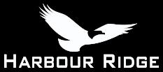 Harbour Ridge White Logo